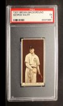 1912 T207  George Kahler    Front Thumbnail