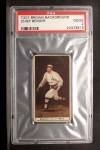 1912 T207 #11  Chief Bender  Front Thumbnail
