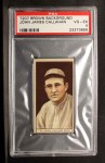 1912 T207  Jimmy Callahan  Front Thumbnail
