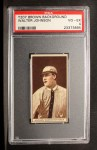 1912 T207  Walter Johnson    Front Thumbnail
