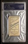 1909 T206  Bill Malarkey  Back Thumbnail