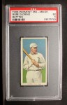 1909 T206 BAT Rube Oldring  Front Thumbnail