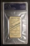 1909 T206 #51  Bobby Byrne  Back Thumbnail