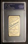 1909 T206 #122 POR Lou Fiene  Back Thumbnail