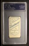 1909 T206  Fred Abbott  Back Thumbnail