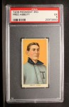 1909 T206  Fred Abbott  Front Thumbnail
