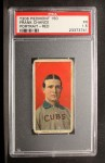 1909 T206 #59 RED Frank Chance  Front Thumbnail