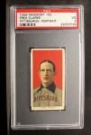 1909 T206 #67 POR Fred Clarke  Front Thumbnail