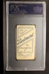 1909 T206 KNE Joe Tinker  Back Thumbnail