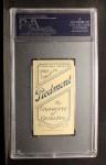 1909 T206  Dan McGann  Back Thumbnail