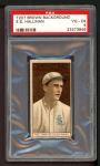 1912 T207  Ed Hallinan    Front Thumbnail