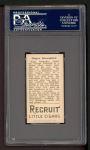 1912 T207  Roger Bresnahan    Back Thumbnail