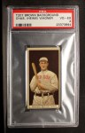 1912 T207 #188 COR Heinie Wagner    Front Thumbnail