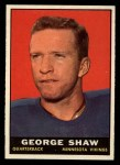 1961 Topps #78  George Shaw  Front Thumbnail