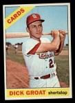 1966 Topps #103 *xTR* Dick Groat   Front Thumbnail