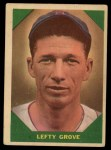 1960 Fleer #60 COR Lefty Grove  Front Thumbnail