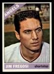 1966 Topps #5  Jim Fregosi  Front Thumbnail