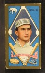 1911 T205  Home Run Baker  Front Thumbnail