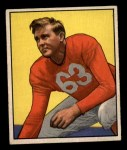 1950 Bowman #56  William Blackburn  Front Thumbnail