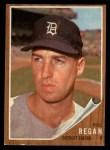 1962 Topps #366  Phil Regan  Front Thumbnail
