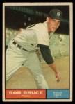 1961 Topps #83  Bob Bruce  Front Thumbnail