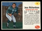 1962 Post #41  Jesse Richardson  Front Thumbnail