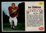 1962 Post #159  Joe Childress  Front Thumbnail