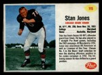 1962 Post #115  Stan Jones  Front Thumbnail