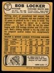 1968 Topps #51  Bob Locker  Back Thumbnail
