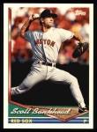 1994 Topps #633  Scott Bankhead  Front Thumbnail