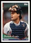 1994 Topps #649  Derek Parks  Front Thumbnail