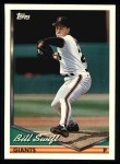 1994 Topps #639  Bill Swift  Front Thumbnail