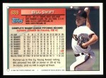 1994 Topps #639  Bill Swift  Back Thumbnail