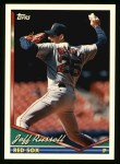 1994 Topps #55  Jeff Russell  Front Thumbnail