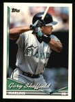 1994 Topps #560  Gary Sheffield  Front Thumbnail