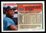 1994 Topps #560  Gary Sheffield  Back Thumbnail