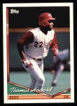 1994 Topps #246  Thomas Howard  Front Thumbnail
