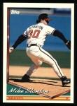 1994 Topps #107  Mike Stanton  Front Thumbnail
