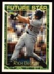 1994 Topps #71  Rich Becker  Front Thumbnail
