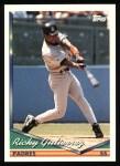 1994 Topps #42  Ricky Gutierrez  Front Thumbnail