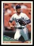 1994 Topps #94  Phil Hiatt  Front Thumbnail