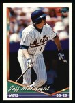 1994 Topps #331  Jeff McKnight  Front Thumbnail