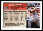 1994 Topps #223  Pat Meares  Back Thumbnail