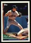 1994 Topps #223  Pat Meares  Front Thumbnail