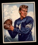 1950 Bowman #121  George Ratterman  Front Thumbnail