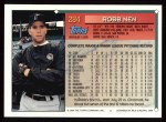 1994 Topps #284  Robb Nen  Back Thumbnail
