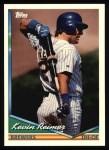 1994 Topps #585  Kevin Reimer  Front Thumbnail