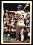 1994 Topps #325  Jody Reed  Front Thumbnail