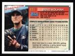 1994 Topps #631  Brad Holman  Back Thumbnail