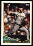 1994 Topps #557  Joel Johnston  Front Thumbnail